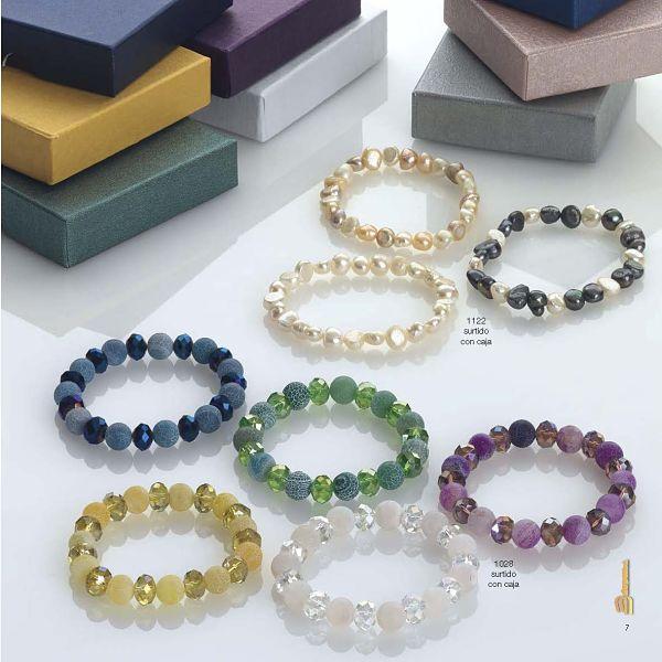 DP 1122 y 1028 pulseras cristal y piedras_opt